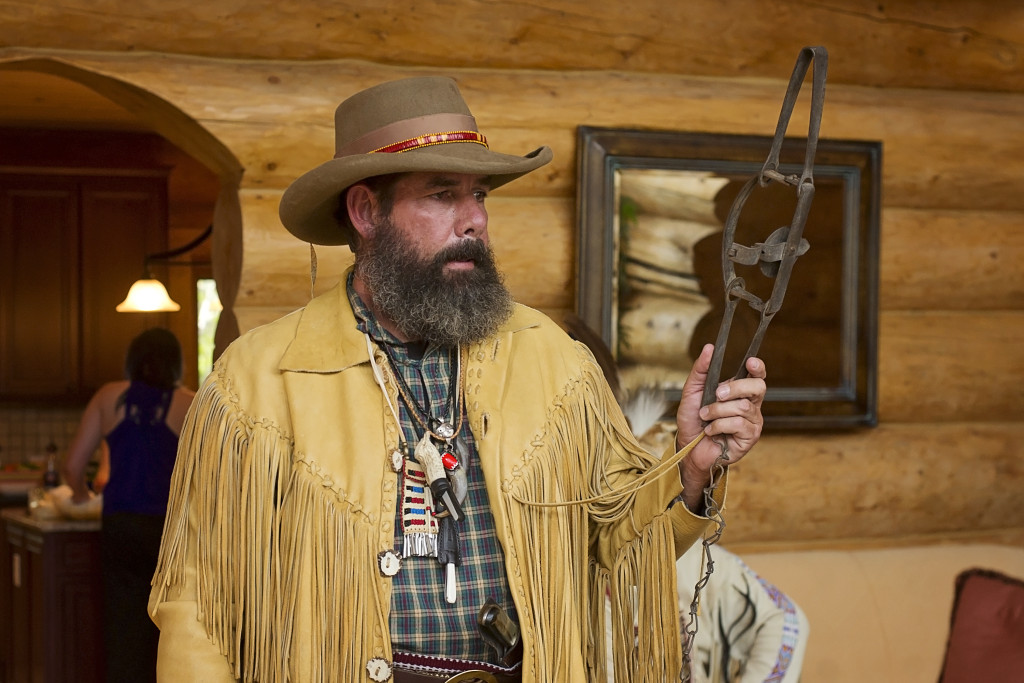 Mtn. Man Presentation at the Nighthawk Ranch in June