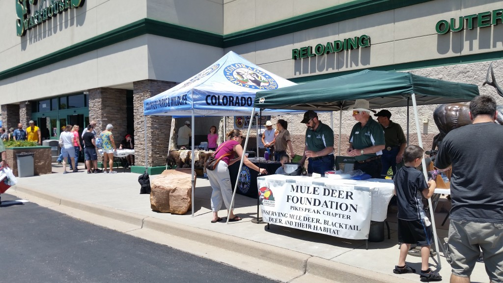 Chili Cook off at Sportsman's Warehouse